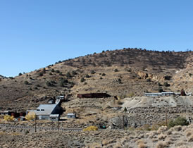 All Mine – Comstock Mining attempts to move into Silver City